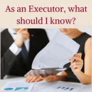 Executor Help in Pittsburgh, PA