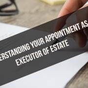Executor Help & Assistance